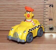"Genuine Muppets Playskool 1983 Sesame Street ""Bert's Taxi"" Toy Only *Read*"
