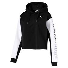 PUMA modern Sport Hoody Cotton Black s