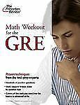 Math Workout for the GRE (Graduate School Test Preparation)-ExLibrary
