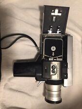 Canon Auto Zoom 518 Super 8 Camera &  Case