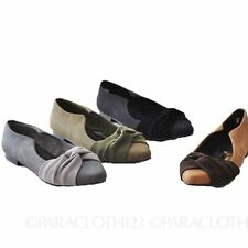 Ballet Flats Medium (B, M) Textured Casual Shoes for Women