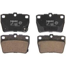 Disc Brake Pad Set Rear Federated D1051C fits 04-05 Toyota RAV4