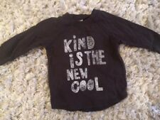 H&M Kind Is The New Cool Top 4-6 Months