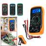 Digital LCD Multimètre Voltmètre Ampèremètre ACDC Ohm Circuit de courant Testeur