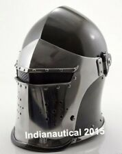 New Medieval Barbuta Helmet of Armour Helmet Roman Knight Helmets