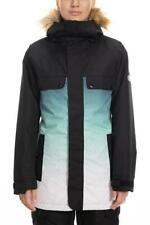686 Womens Dream Insulated Jacket Black Diamond Sublimation 2020