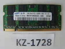 Memoria principal samsung m470t2953ez3-ce6 (1GB 2 Rx8 pc2-5300s-555 #kz-1728