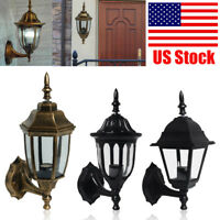 Flush Mount LED Wall Lamp Porch Walkway Living Room Light Fixture Wall Sconce