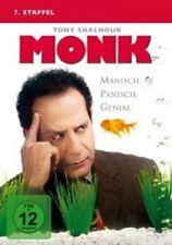 MONK-SEASON 7 - 4 DVD NEUWARE TONY SHALHOUB,TRAYLOR HOWARD,TED LEVINE
