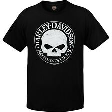 Harley-Davidson Men G Stress Shirt Willy G T-Shirt