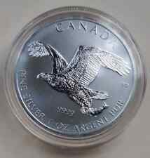 SILVER BULLION COIN :1 x 2014 $5 SML RCM  Bald Eagle