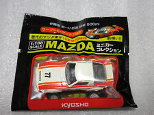 MAZDA Savanna RX-7 SA22C Daytona 24h #77 Kyosho 1:100 Scale Diecast Model Car