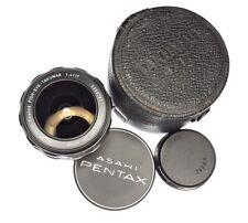 Pentax 17mm f4 Super-Multi-Coated Fish-Eye-Takumar M-42 mount  #5398781