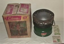 "COLEMAN  No.511  5000 BTU  CATALYTIC HEATER WITH BOX  ""MFG. DATE 1967"""
