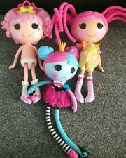 "Lala Loopsy Large 15"" 3x PRINCESS Dolls Bundle!"