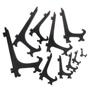 1 Stück tragbare Staffeleien Tellerhalter Display Ständer Bilderrahmen Displ SP