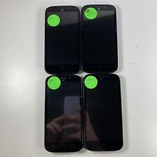 Lot of 4 Google Locked ZTE Allstar Z818 Tracfone *Check IMEI*