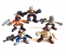 Star Wars Galactic Heroes NEW HOPE Mos Eisley Cantina résidents Figure Set of 5