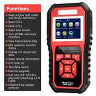 Odb Obd2 Vehicle Car Diagnostic Scanner Kw850 Automotive Code Reader Instrument