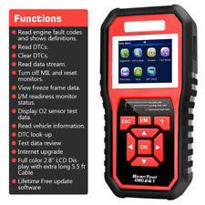 ODB OBD2 Vehicle Car Diagnostic Scanner KW850 Automotive Code Reader Instrument