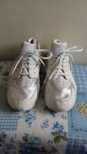 Para hombres Nike Air Huarache Off White Zapatillas Size UK 8 EU 42.5 en muy buena condición