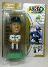 Ichiro Suzuki - 2001 ROOKIE Upper Deck Bobblehead w/card - Seattle Mariners