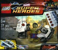 LEGO Super Heroes 5003084 THE HULK mit Auto DC Universe Marvel Avengers