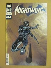 Nightwing #51 DC Universe 2018 Series Foil Cover 9.6 Near Mint+