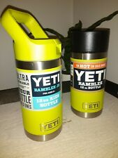 New listing Yeti 12oz Rambler Bottle & 12oz Jr Matching Set Nwt