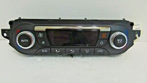2013 2014 2015 FORD ESCAPE DUAL AUTOMATIC HEATER AC TEMPERATURE CONTROL NICE OEM