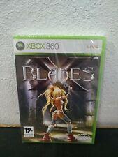Xbox 360 ★ X Blades ★ UK/ESP Precintado