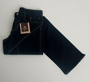 9.2 Carlo Chionna 081UB014 Pantalone in Cotone Uomo Blu tg 31  -69 % OCCASIONE