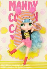 "Neo Blythe "" Mandy Cotton Candy "" shop limited Doll from Japan takara tomy '14"