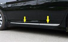Chrome Side door Low Molding trim Strip Honda Accord Sedan 2013 2014 2015 2016