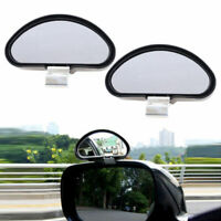 Auto 360° Wide Angle Convex Rear Side View Blind Spot Mirror Universal Car mng