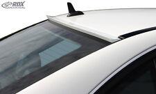RDX Heckscheibenblende MERCEDES C-Klasse W204 Heck Blende Dach Spoiler Lippe