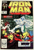"""IRON MAN"" Issue # 239 (Feb, 1989) (Marvel Comics) f. the GHOST"