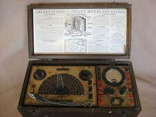 RARE Philco Model 099 Set Analyzer 1936 w/ Original Rcpt and Paper Work