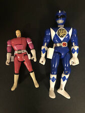 2 Bandai 1993 and 1997 MMPR Mighty Morphin Power Rangers