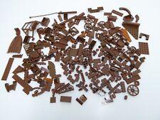 Lego Braun Sonder Steine Konvolut Ritter Star Wars Mischung Sammung ca. 0,35 kg