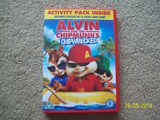 ALVIN and the CHIPMUNKS 'CHIPWRECKED'