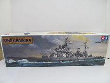 MES-44137Tamiya 78010 1:350 British Schlachtschiff King George V Bausatz
