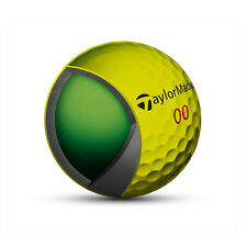 50 Mint Taylormade Project (a) Yellow Used Golf Balls AAAAA