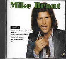 CD album: Compilation: Mike Brant Vol. 3. Polygram. Z