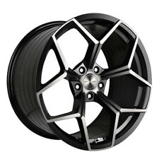 "20"" STANCE SF06 FORGED BLACK CONCAVE WHEELS RIMS FITS JAGUAR F TYPE"