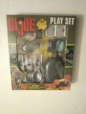 2000 Hasbro GI JOE Play Set MISPRINT!! NEW Manley Toy
