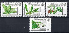 Zil Eluxannyen Sesel 1989 Poisonous Plants 1st Series Set. MNH. POST FREE TO UK