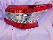 OEM NISSAN SENTRA DRIVERS QUARTER RIGHT TAIL LIGHT LAMP 2013-15 ( 26550-3SG0A )