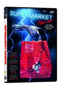 Supermarket horror - Versione Rimasterizzata in HD (DVD)