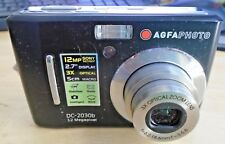 AGFAPhoto DC-2030b 12MP Digital Camera Sapres or Repairs